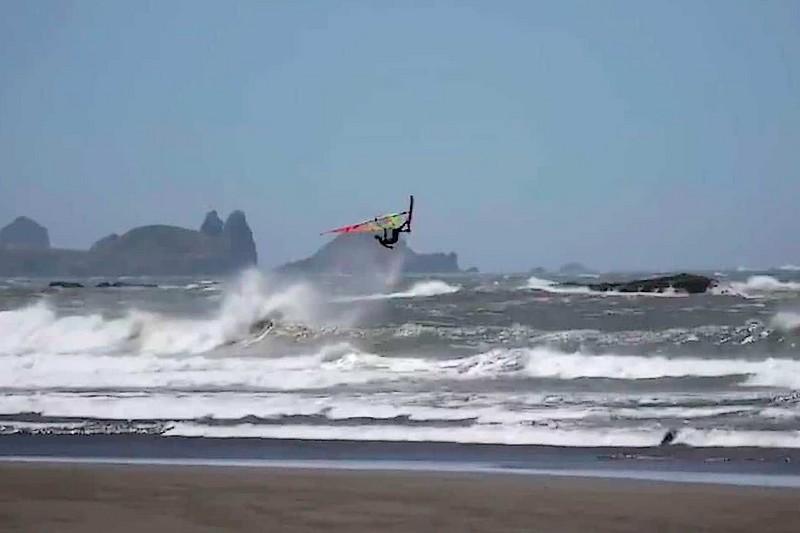 Antoine Martin en Oregon