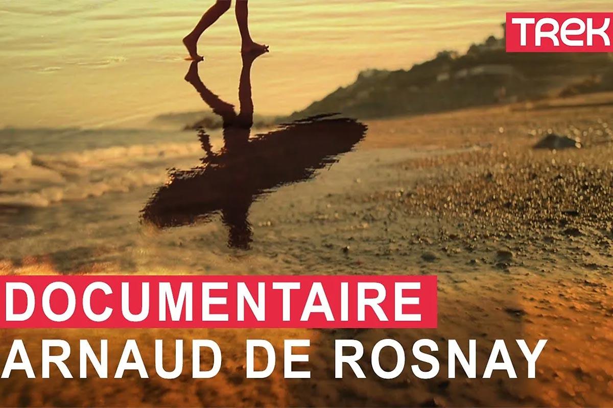 Arnaud de Rosnay, au-delà du défi