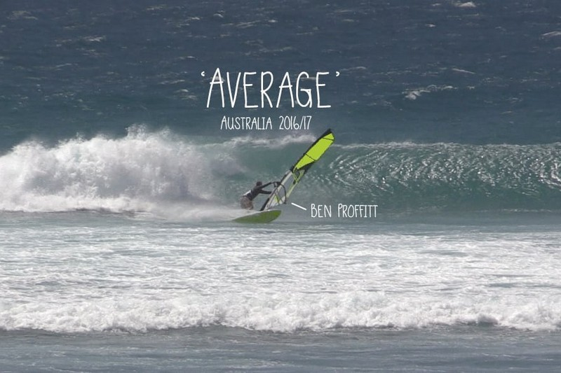'Average' - Ben Proffitt