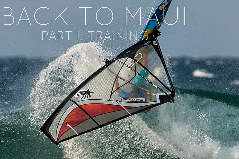 Back to Maui Part 1: Training