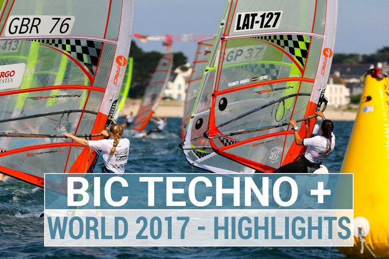 Bic Techno + Worlds 2017