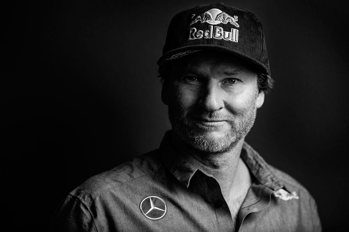 Björn Dunkerbeck, sa vie, son oeuvre