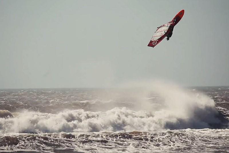 Boujmaa Guilloul Professional Windsurfer
