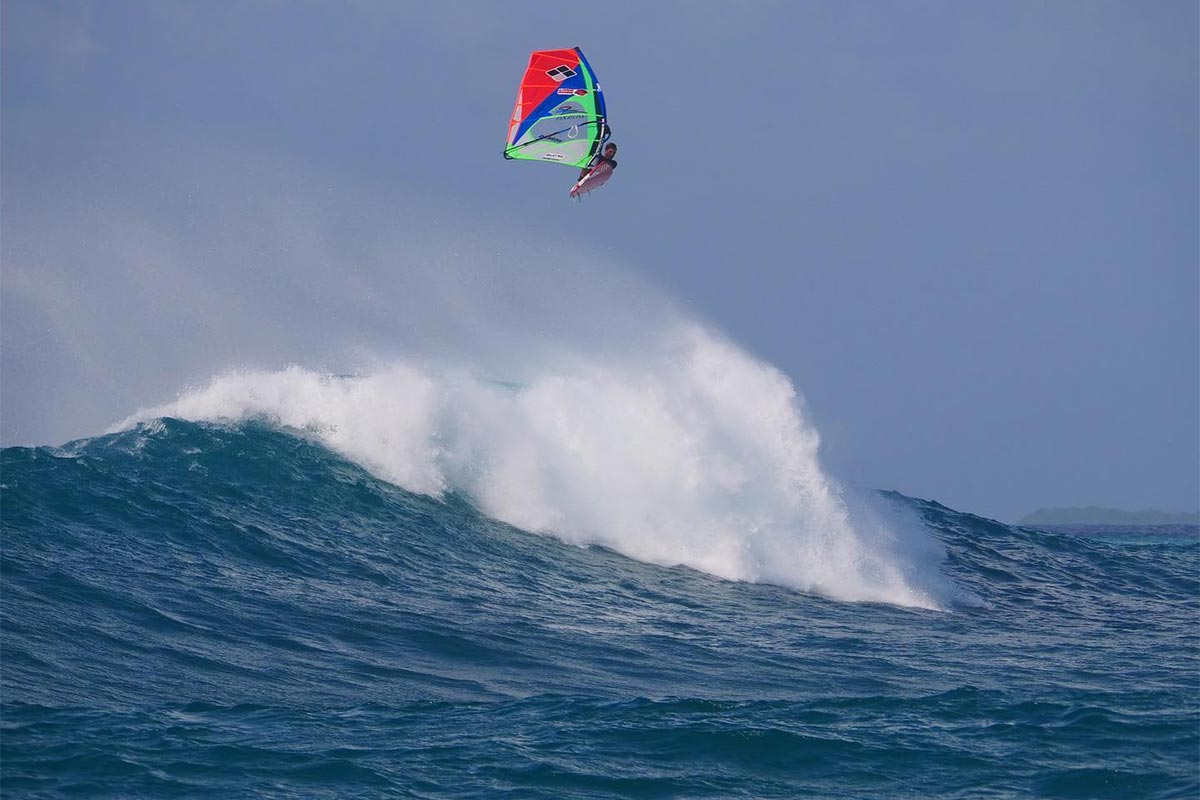 Du bon temps en Guadeloupe pour Camille Juban