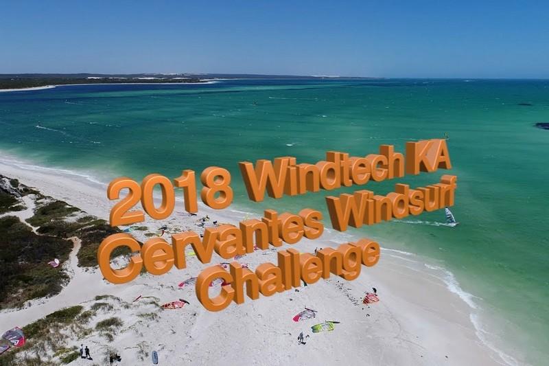 Cervantes Windsurf Challenge 2018