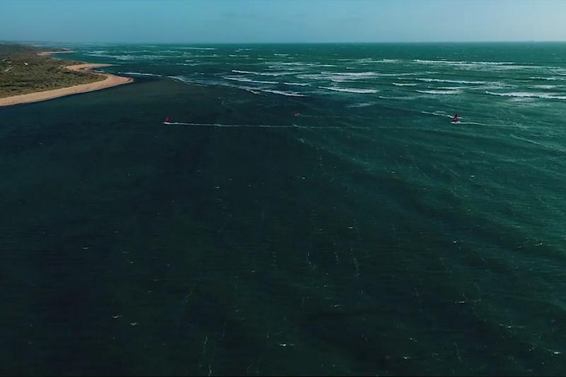 Coronation Beach, un spot de rêve…
