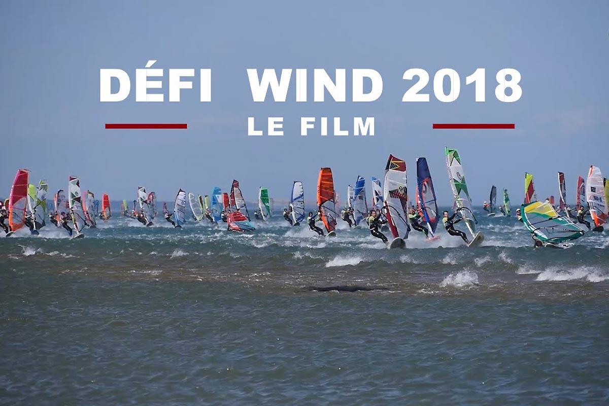 Défi Wind 2018 - Le film