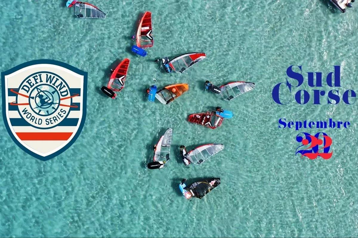 Défi Wind World Series 2022 - Sud Corse