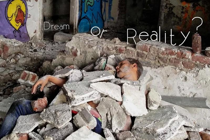 Dream or Reality - Antoine Martin