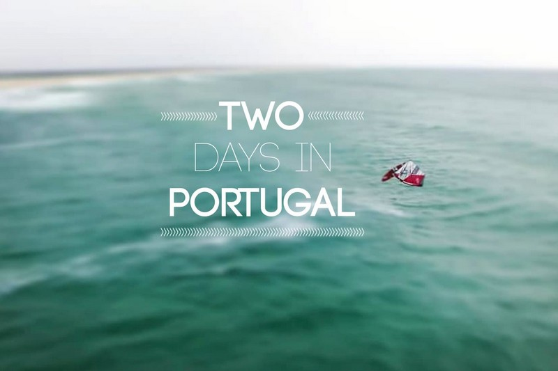 Two days in Portugal