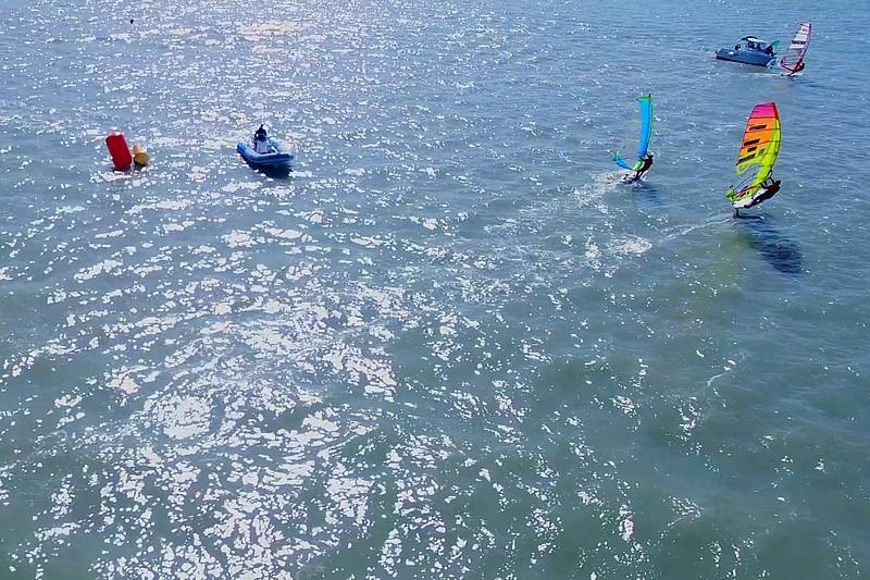 Le Fort Boyard Challenge par Aerial Pictures