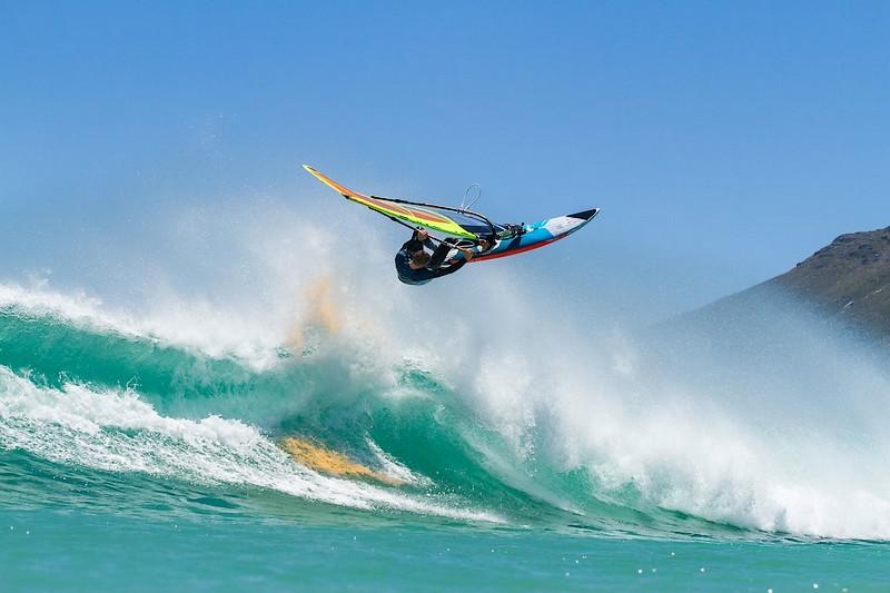 Finn Mellon, Cape Town 17-18