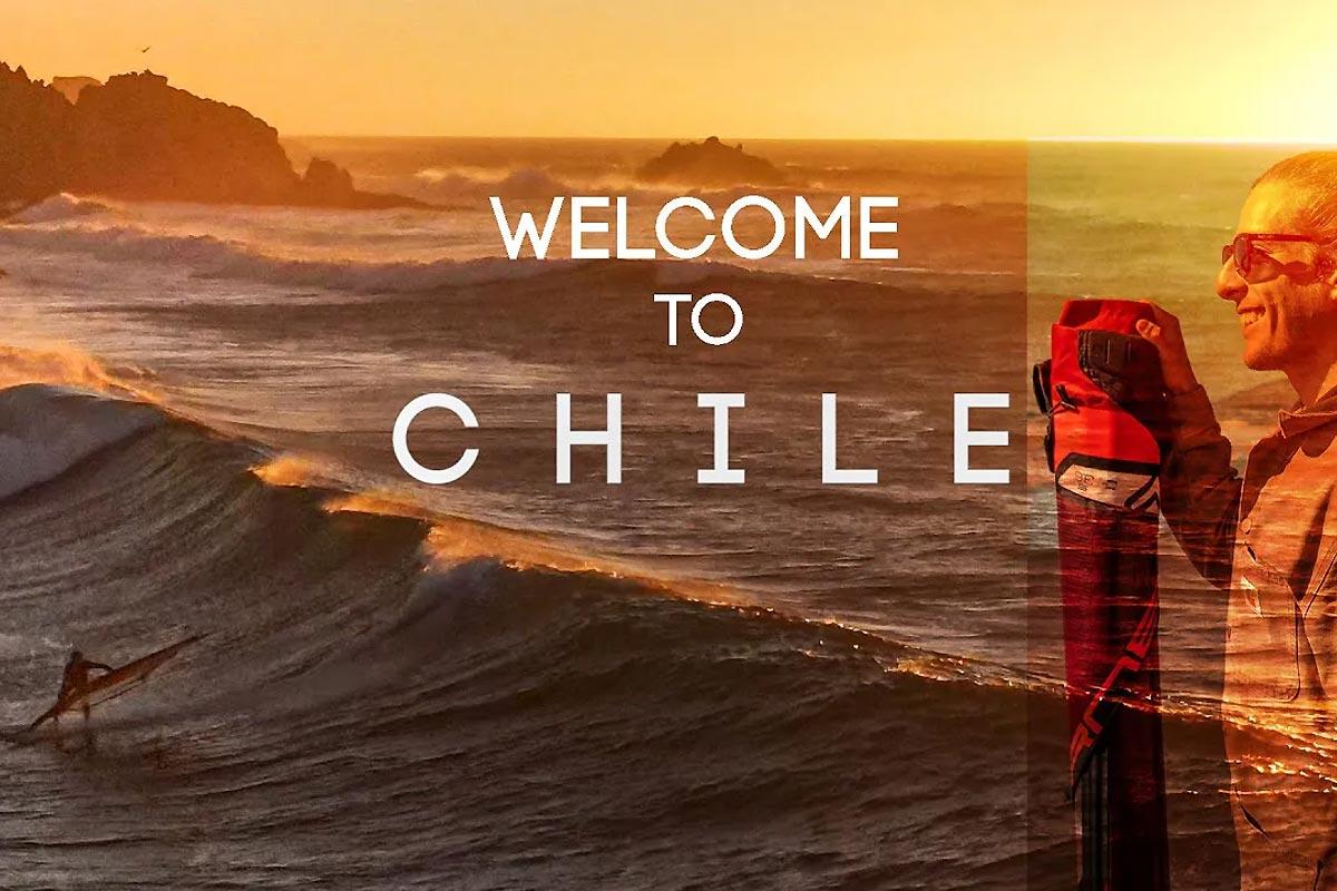 Federico Morisio au Chili
