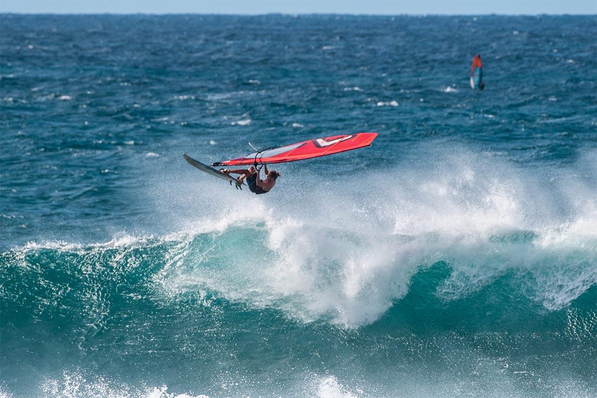 Federico Morisio de retour à Maui