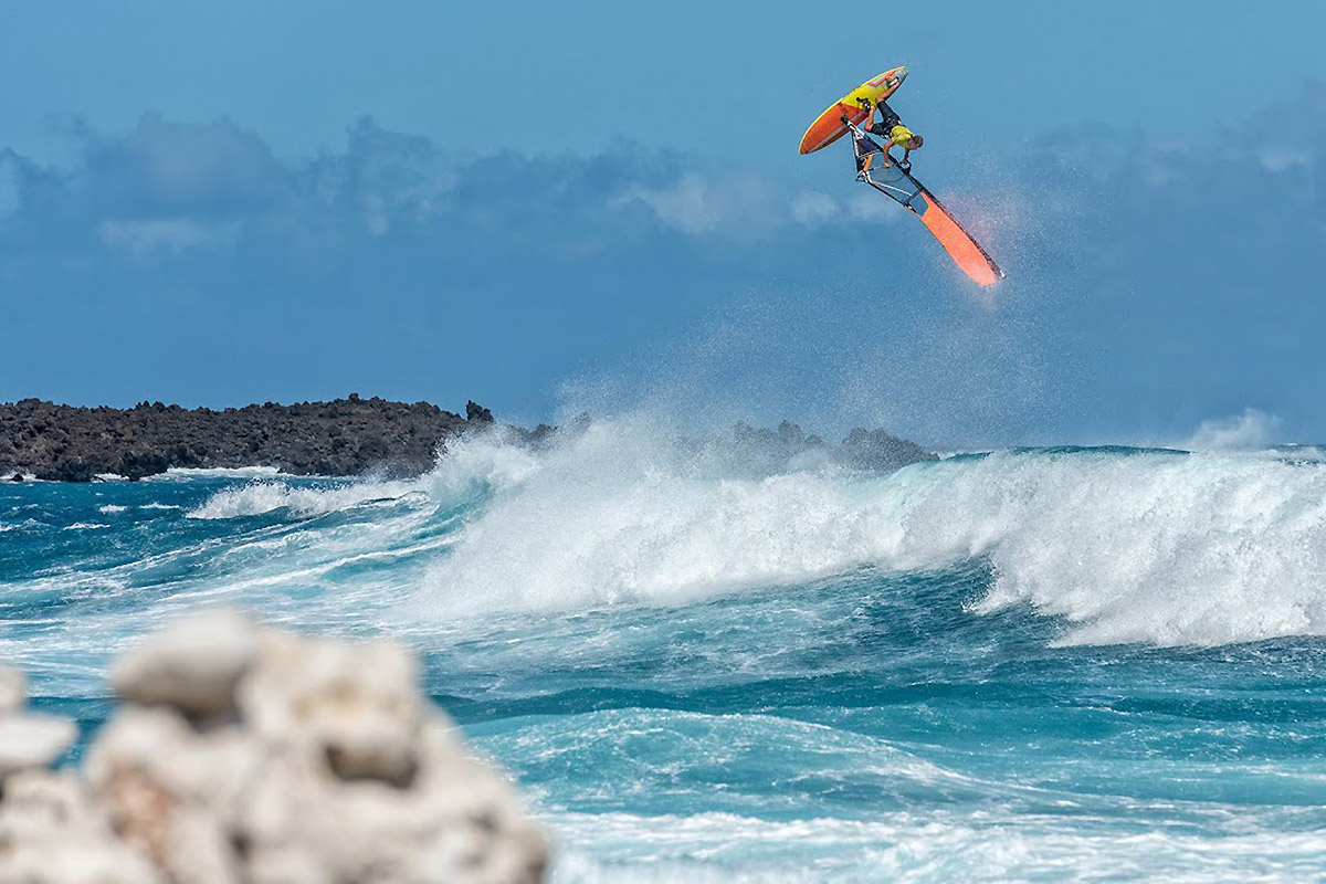 South Swell Windsurfing | June 2020