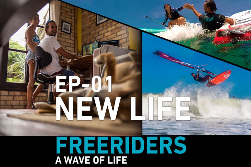 Freeriders - Episode 1 - New Life