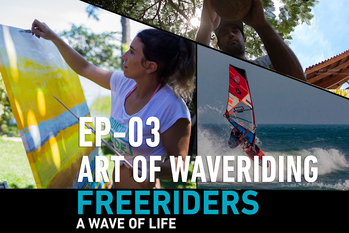 Freeriders - Episode 3 - Art of waveriding