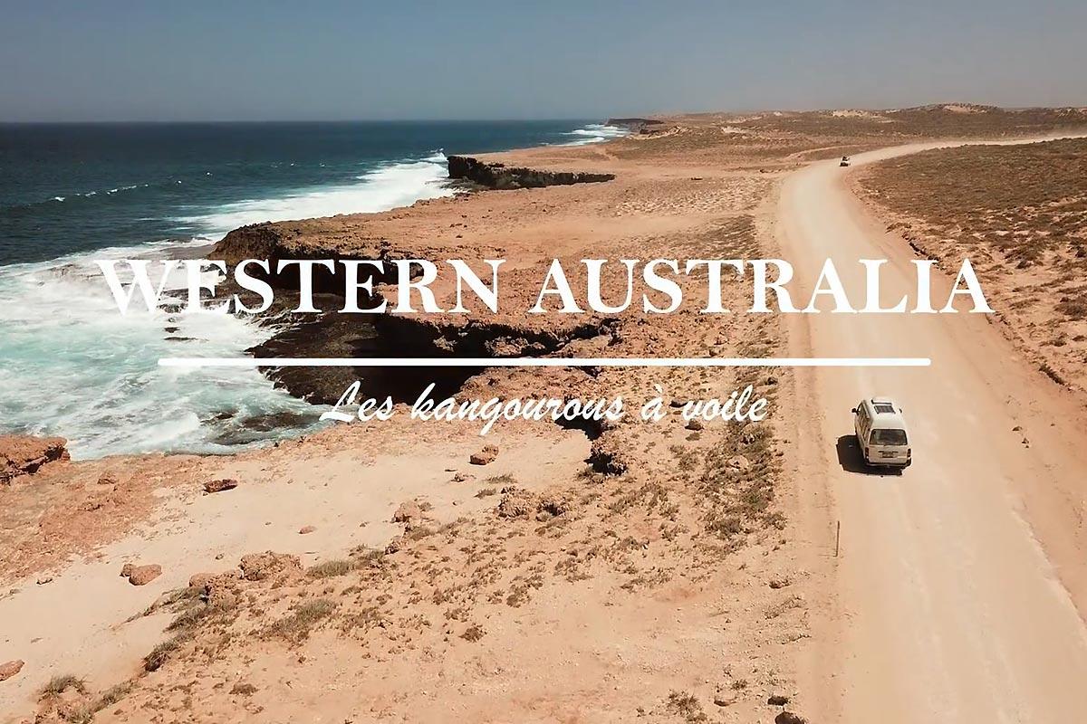 Western Australia - Les kangourous à la voile