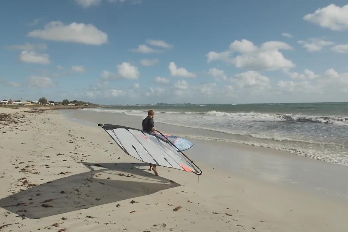 A la découverte de Geraldton, un paradis du windsurf