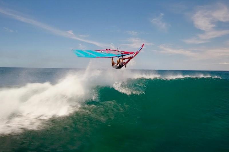 Gerroa Windsurfing - 7 février 2018