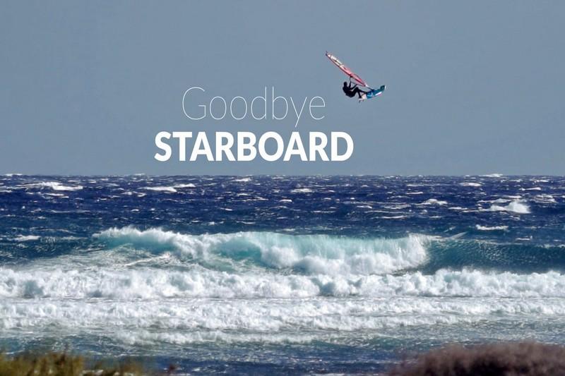 Goodbye Starboard