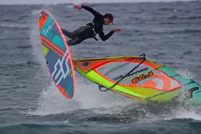 Hexagone Windsurf Freestyle