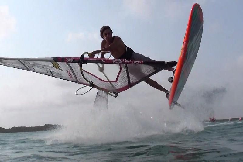 Windsurf trip 2015 - 2016