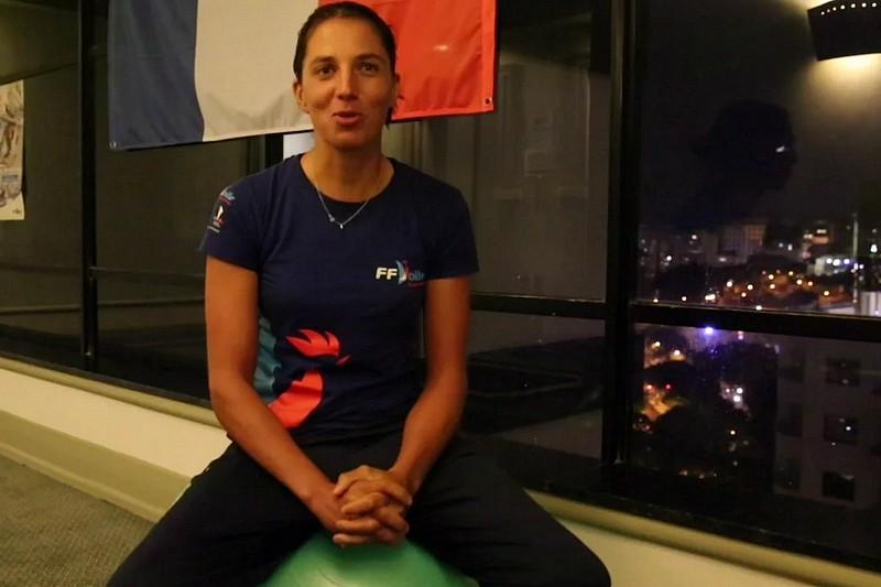 Rio 2016 - Charline Picon