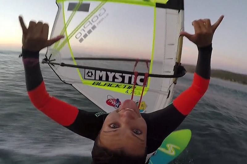 Justyna Sniady en Western Australia