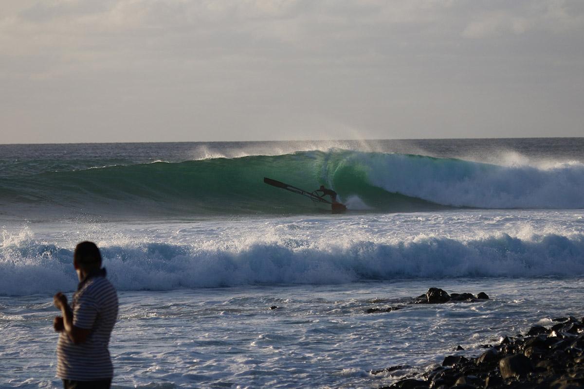Jules Denel au Cap Vert