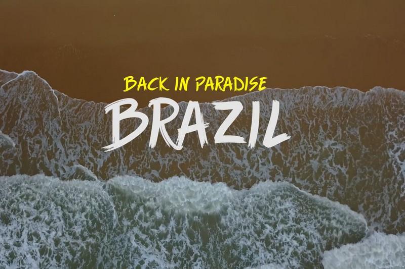 Back in paradise - Brazil