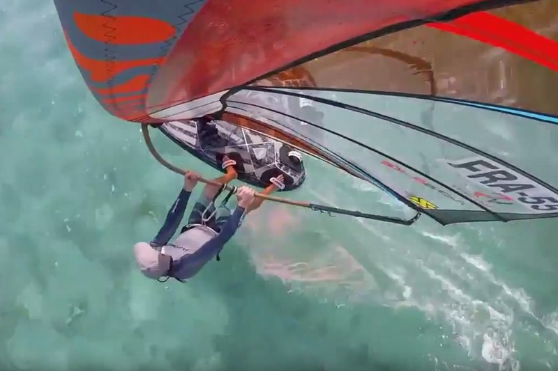 Vidéo : Loic Legallois en Guadeloupe