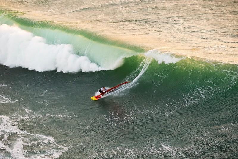 L'épreuve des vagues à Lancelin