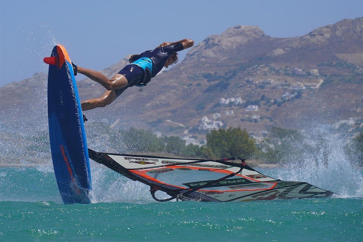 Un été à Naxos avec Lennart Neubauer