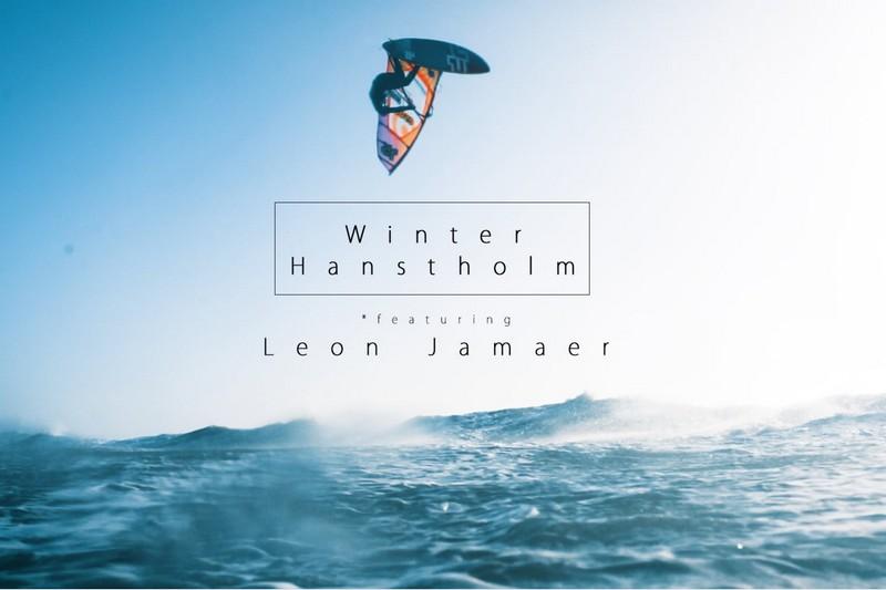 Leon Jamaer en action à Hanstholm
