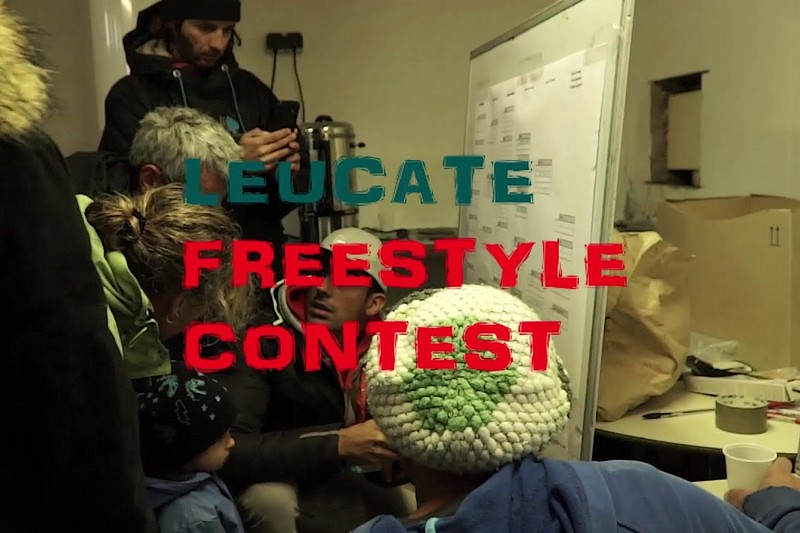 Leucate Freestyle Contest 2018