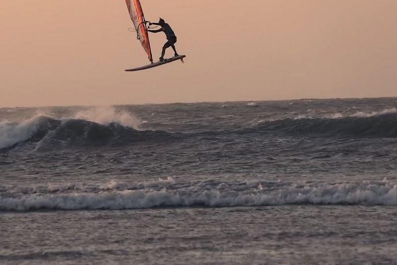 Loïck Spicher à Praia de Maceió