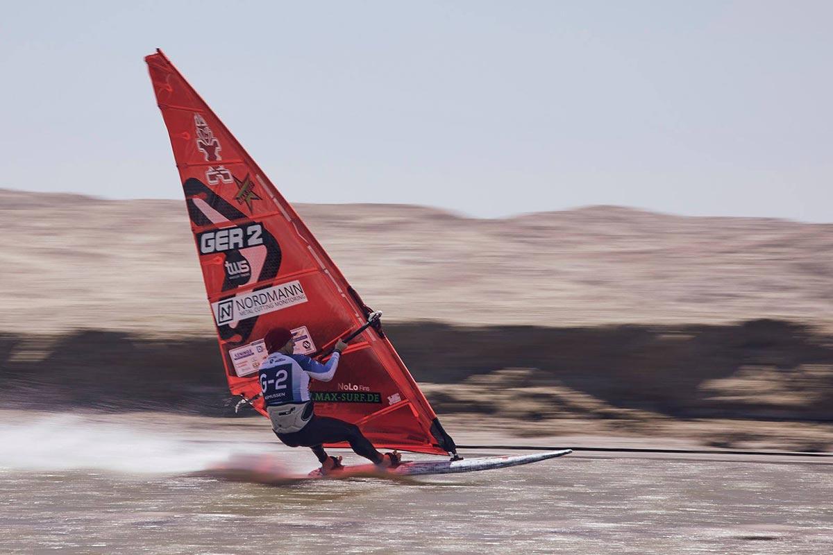 Le Lüderitz Speed Challenge fin prêt
