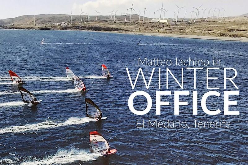 Winter office - Matteo Iachino