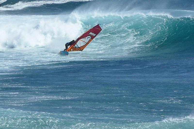 Windsurf winter sessions