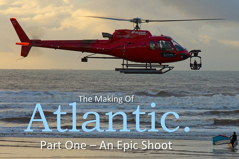 The Making Of Atlantic. - Part 1