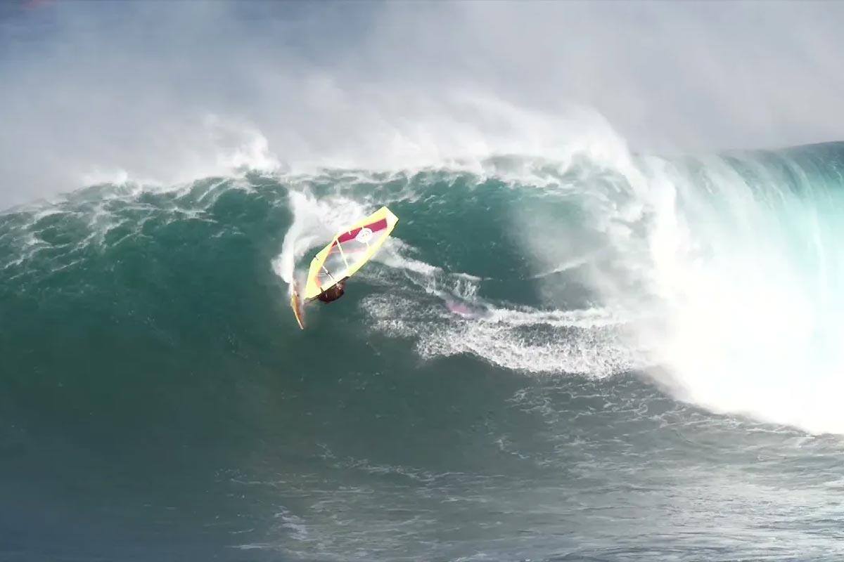 L'hiver de Marcilio Browne à Jaws