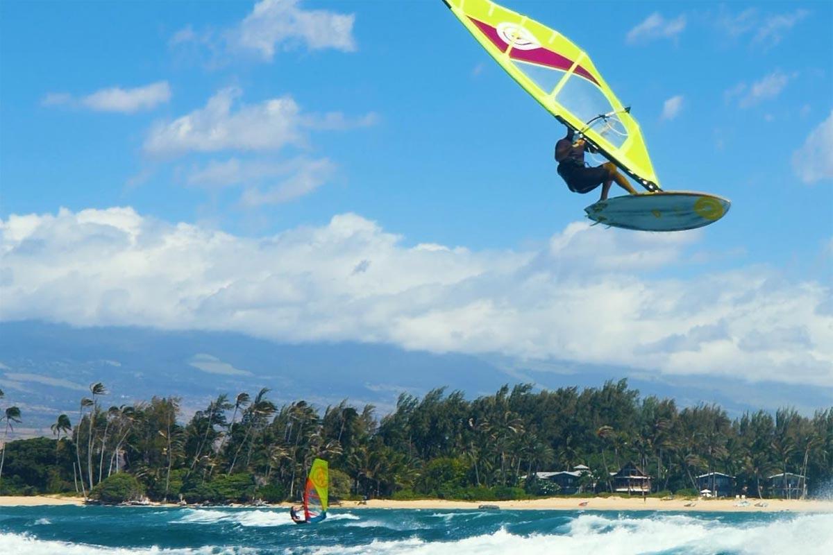 Marcilio Browne en mode été à Maui