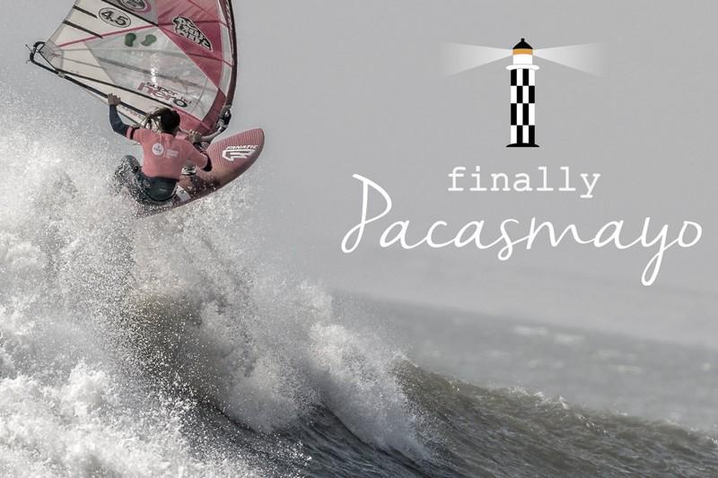 Finally Pacasmayo - Maria Andres