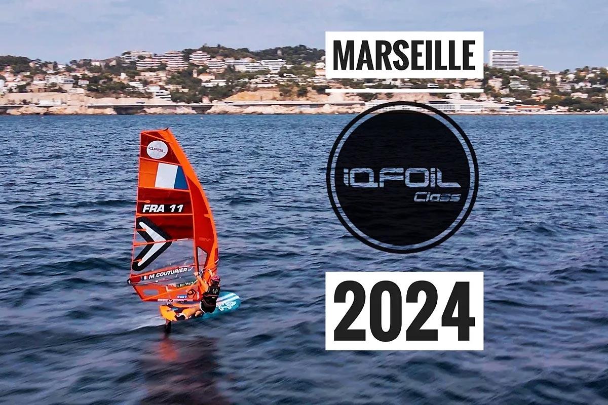 Marion Couturier en iQFOil à Marseille