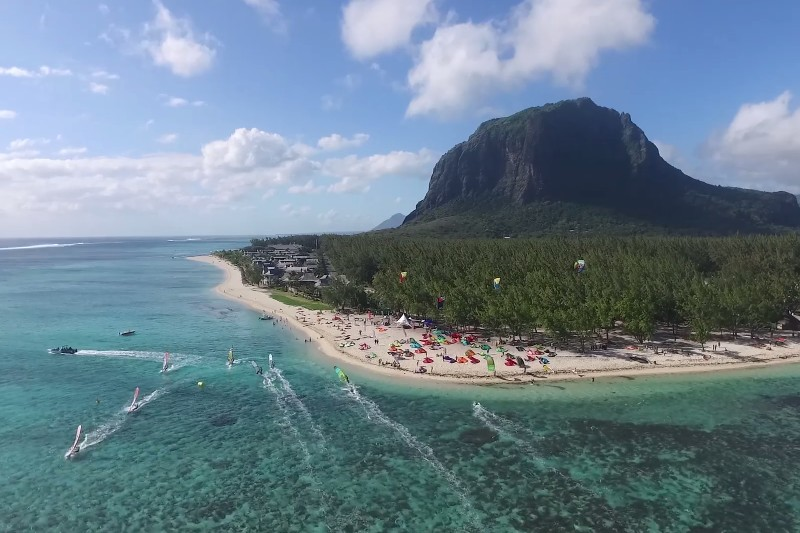 Mauritius Attitude Freeride Challenge