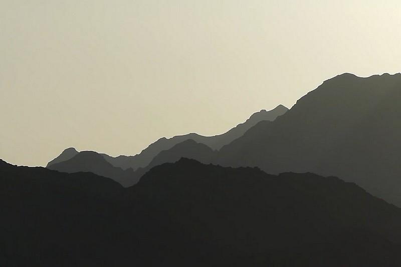 Mystic Sinai