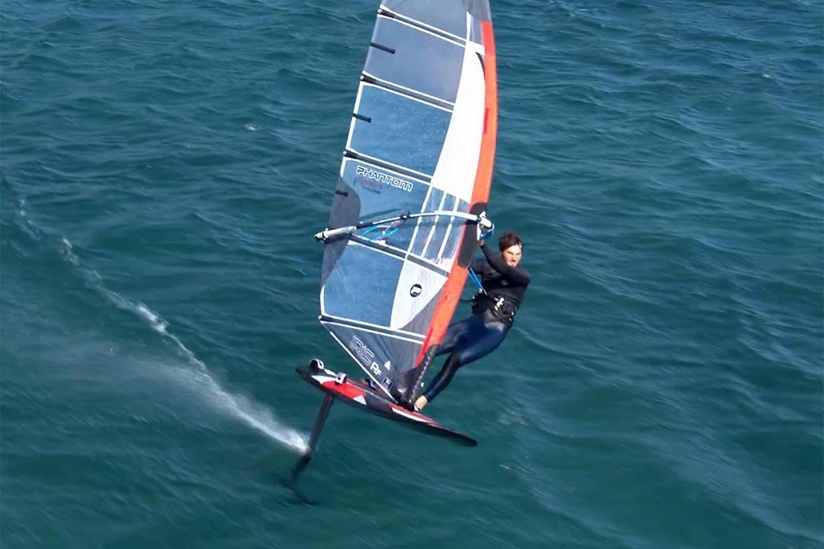 Nicolas Goyard, objectif 40 noeuds