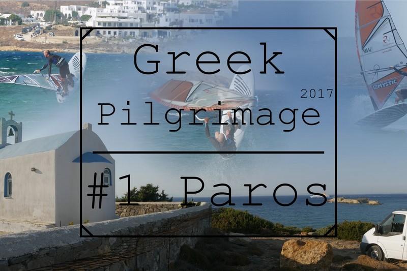 Greek Pilgrimage - Paros