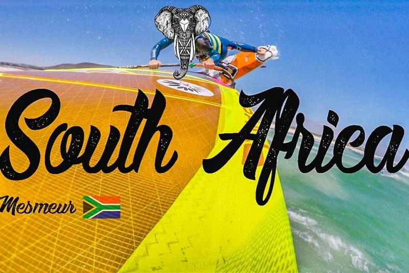 Philippe Mesmeur en Afrique du Sud